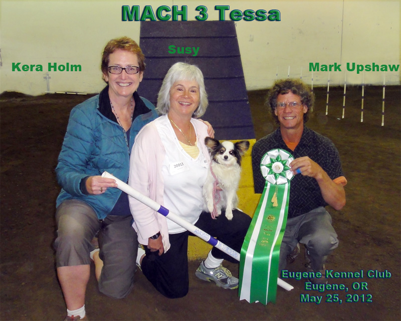 MACH 3 Tessa May 25, 2012